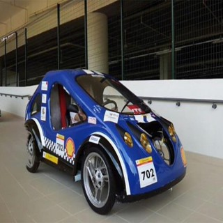ITE Project -- Shell Eco Marathon