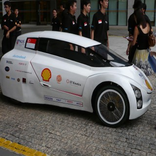 NUS Eco Car