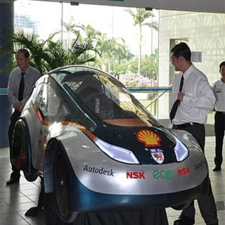 NUS Eco Car III
