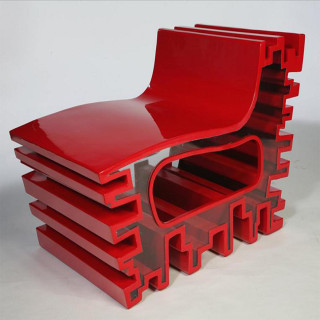 Spotted Urban Pulse Chair --Designed By Eric Lim Featured International Furniture Fair (2)