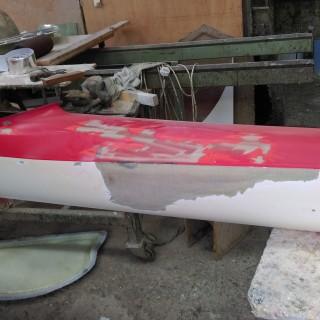 Canoe Repair