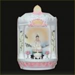 Lotus Buddhist Altar 莲花佛座系列
